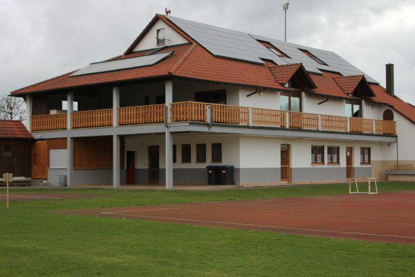 SCA Sportheim