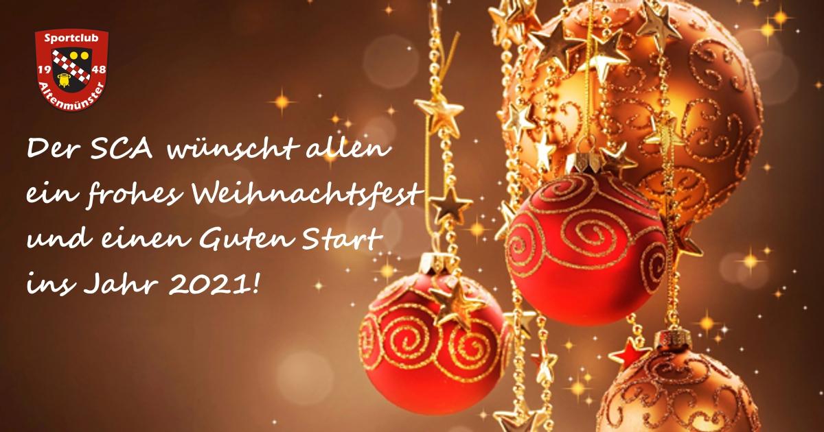 Altenmünster, Weihnachten, Fußball, Bezirksliga, Zusamtal